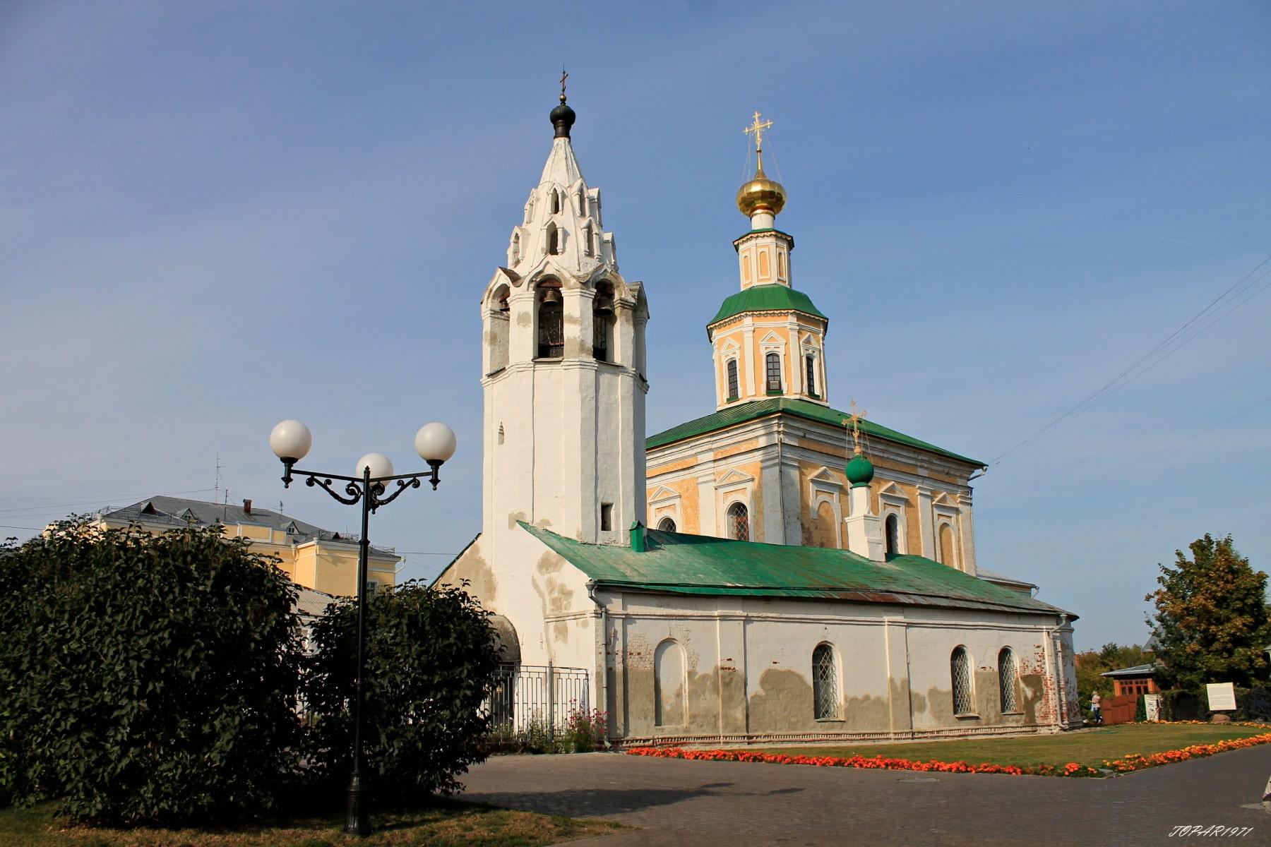 Храм Георгия Победоносца во Владимире