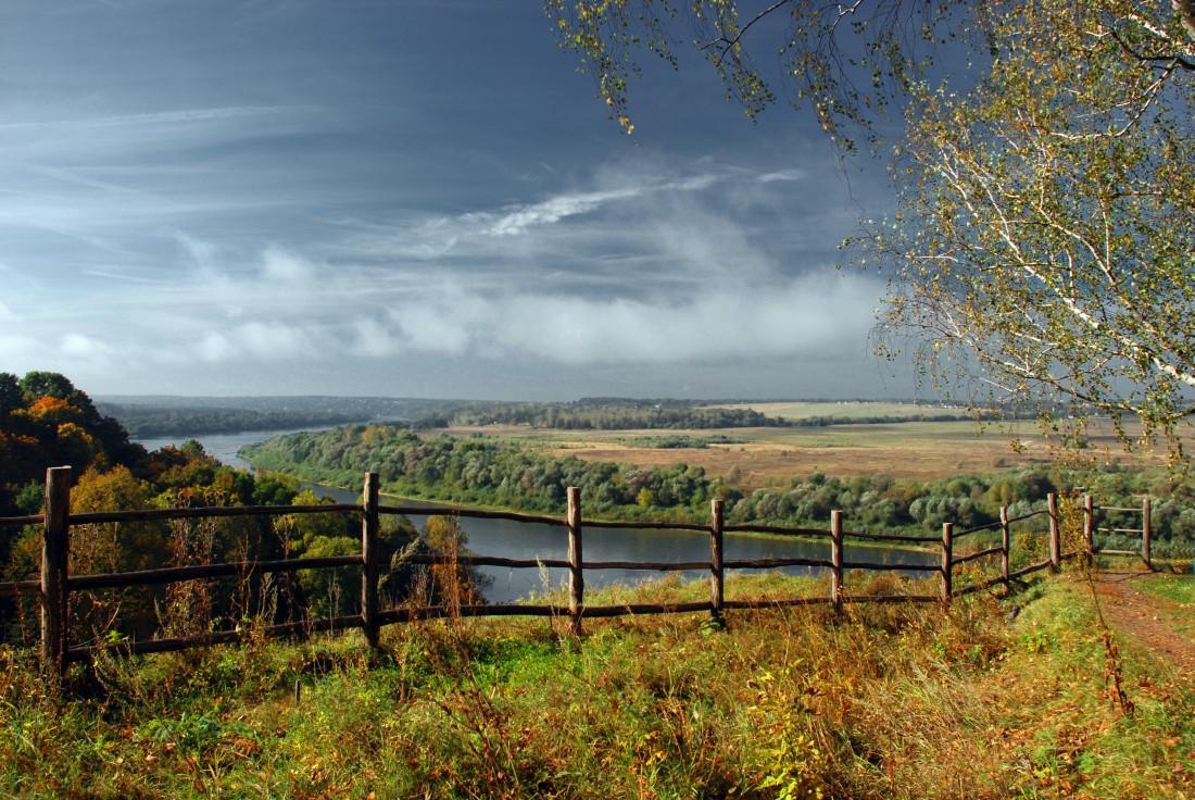 Таруса,пейзаж