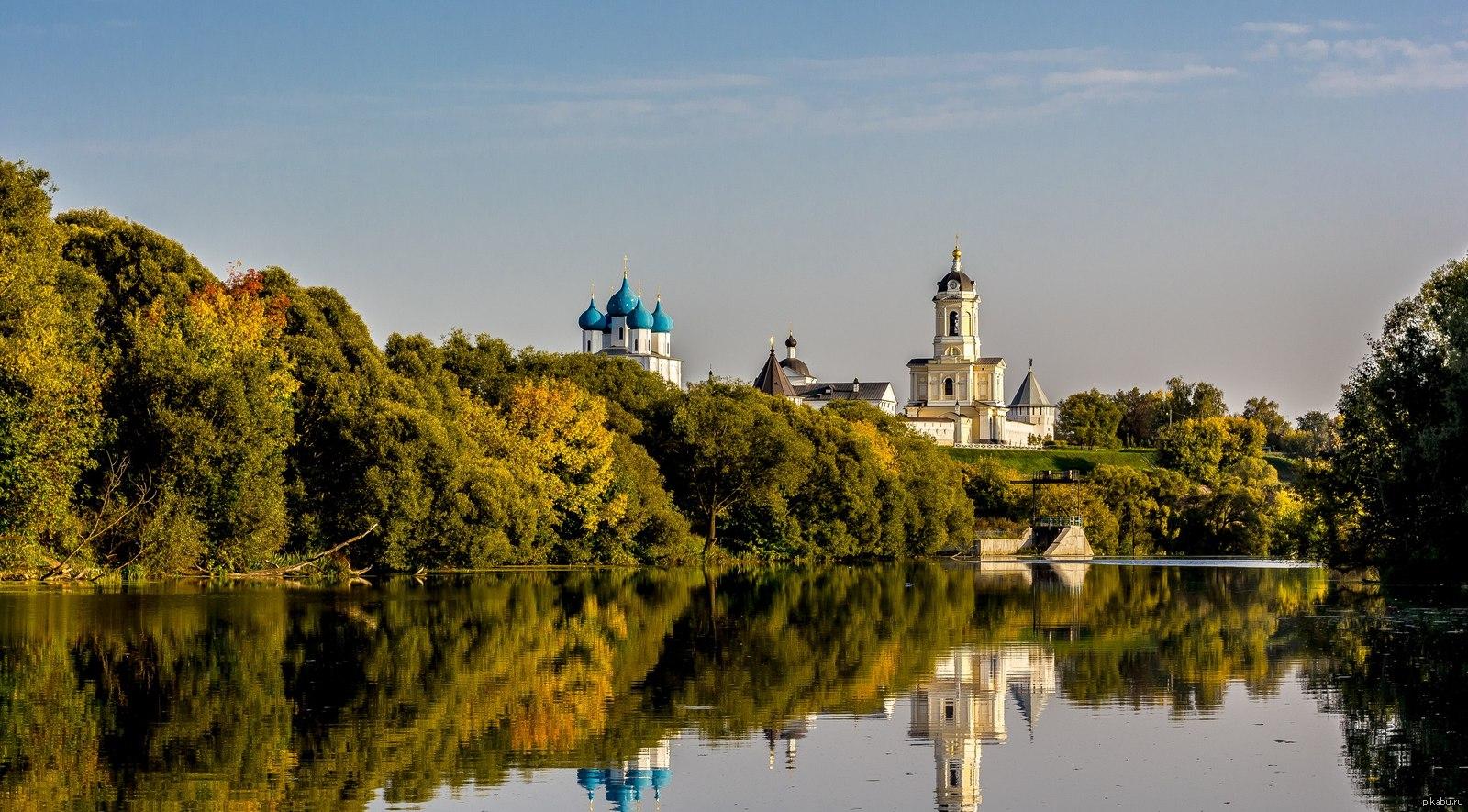 Серпухов.Панорама города