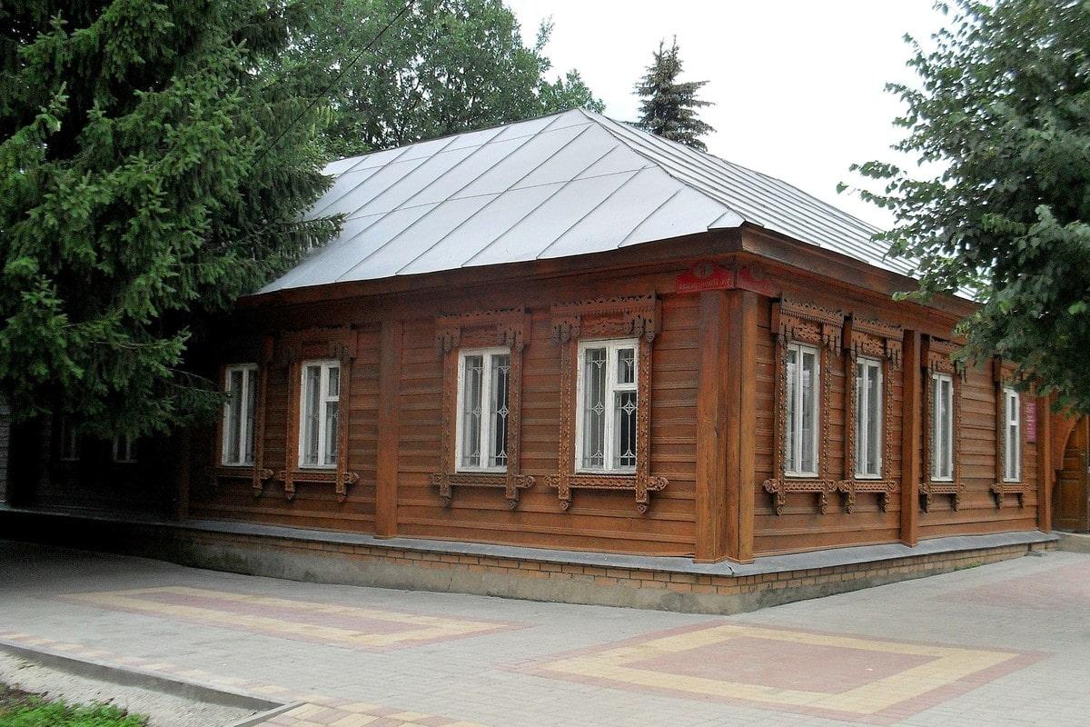 Дом Цветаевых в Тарусе