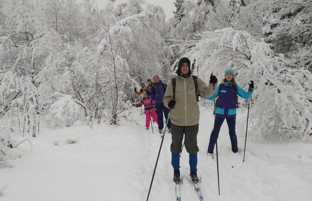 лыжные походы 5-min