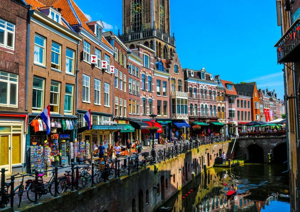 Велотур по Голландии