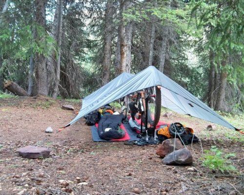 вело лагерь