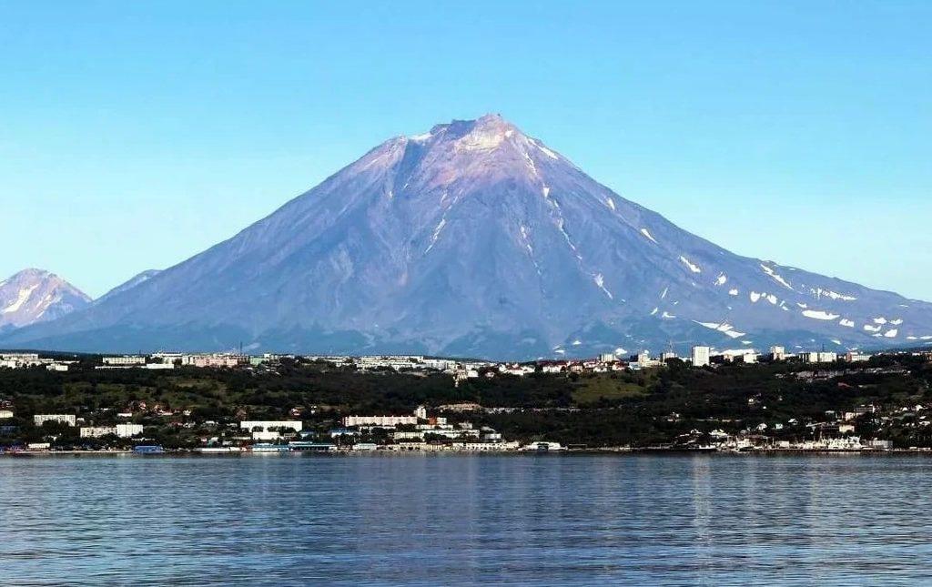 Авачинский вулкан 1