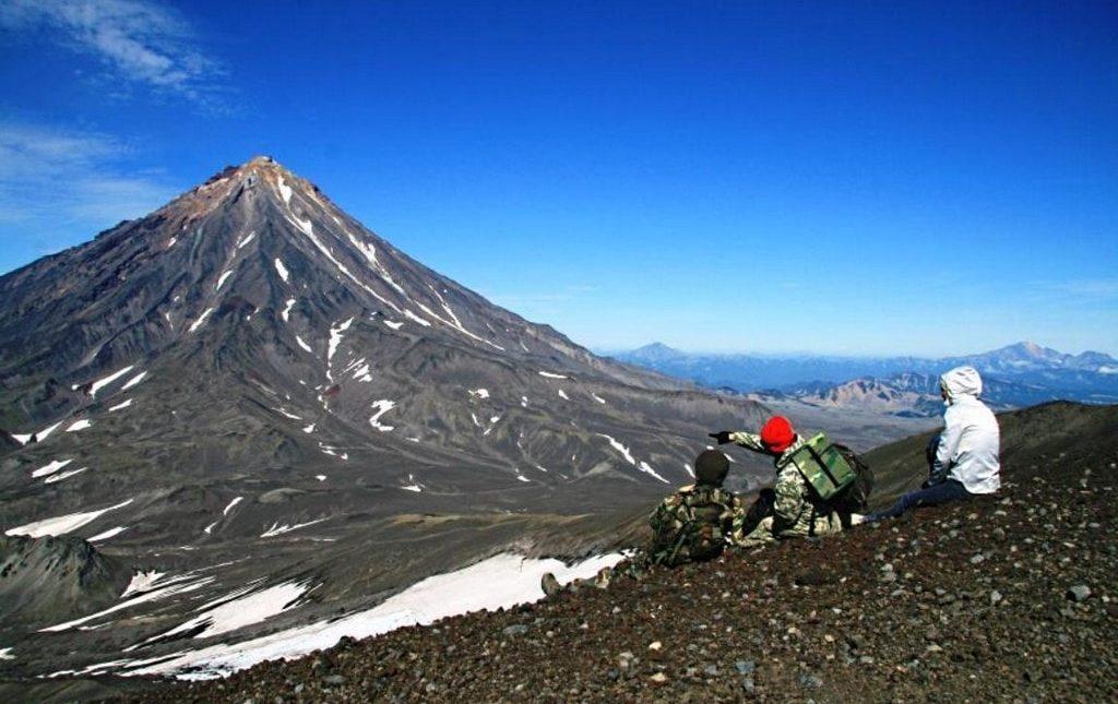 Авачинский вулкан восхождение