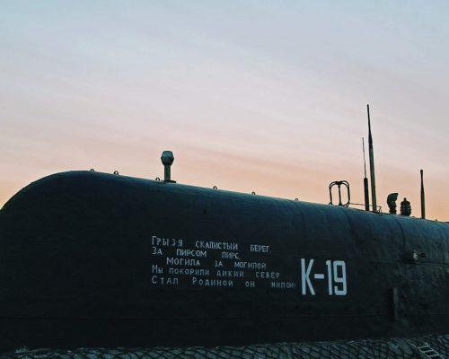 Лодка - К-19