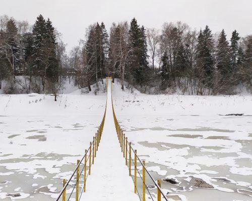 Мост через Москва реку