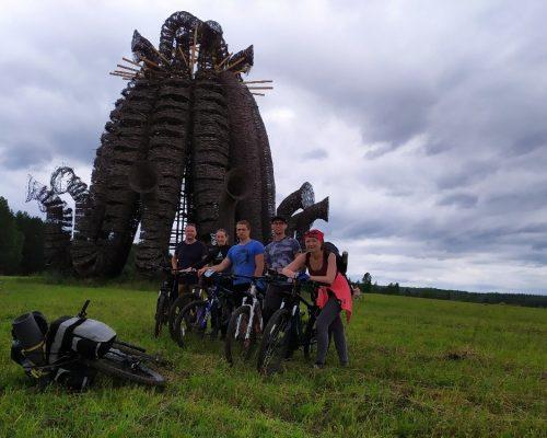 Велопоход в Никола-Ленивец