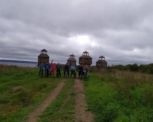 Велопоход Плещеево озеро