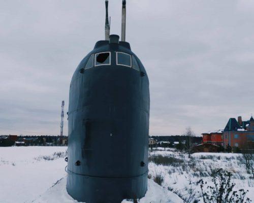 Рубка подводной лодки К-19