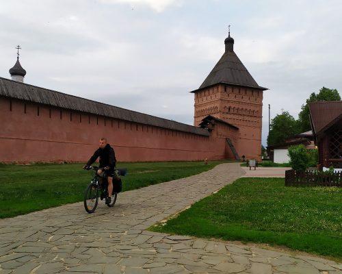 Велопоход Владимир-Суздаль